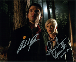Hannah Spearritt and Andrew Lee Potts, Primeval........